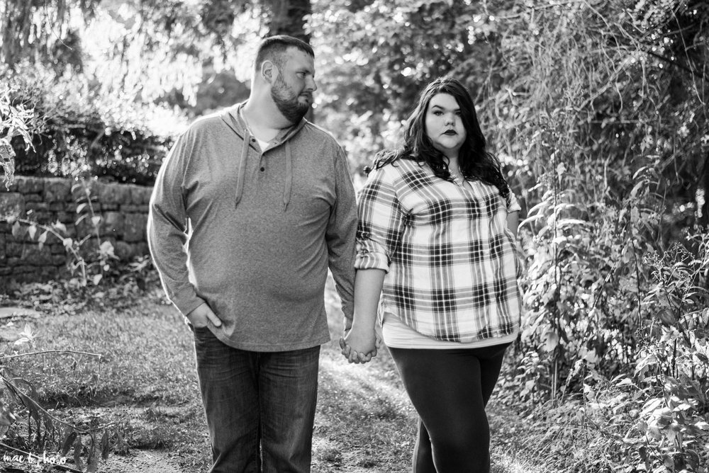 Kristina & Ryan's Summer Mill Creek Park Engagement Session in Youngstown, Ohio-11.jpg