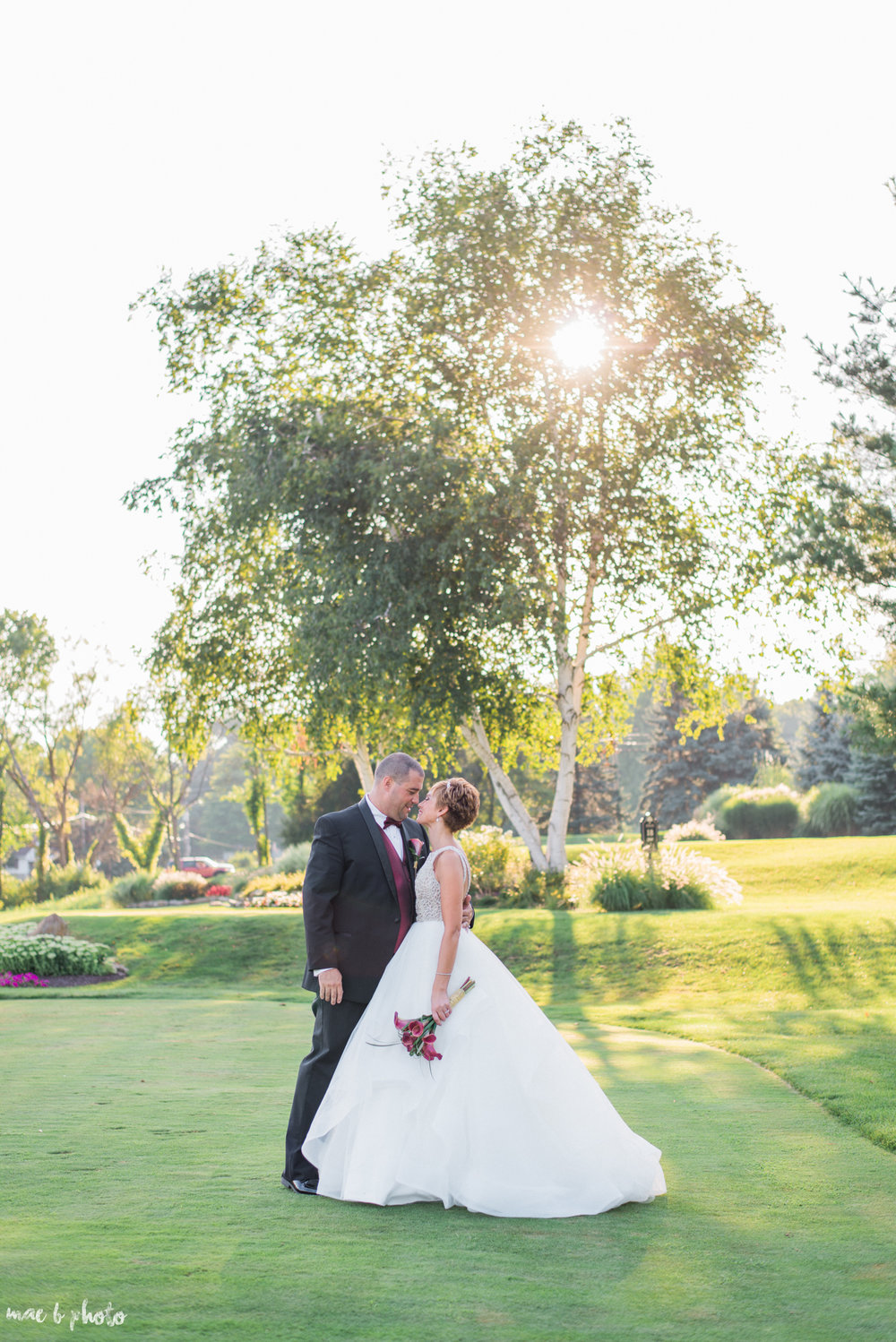 Mary Catherine & Chad's Elegant and Intimate Country Club Wedding at Squaw Creek in Youngstown Ohio by Mae B Photo-65.jpg