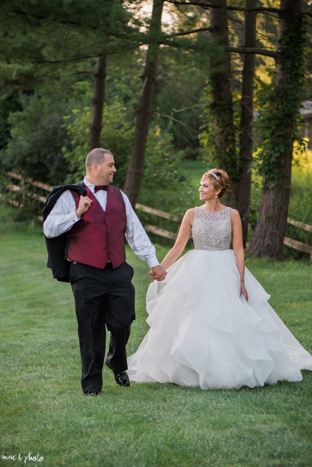 Mary Catherine & Chad's Elegant and Intimate Country Club Wedding at Squaw Creek in Youngstown Ohio by Mae B Photo-82.jpg