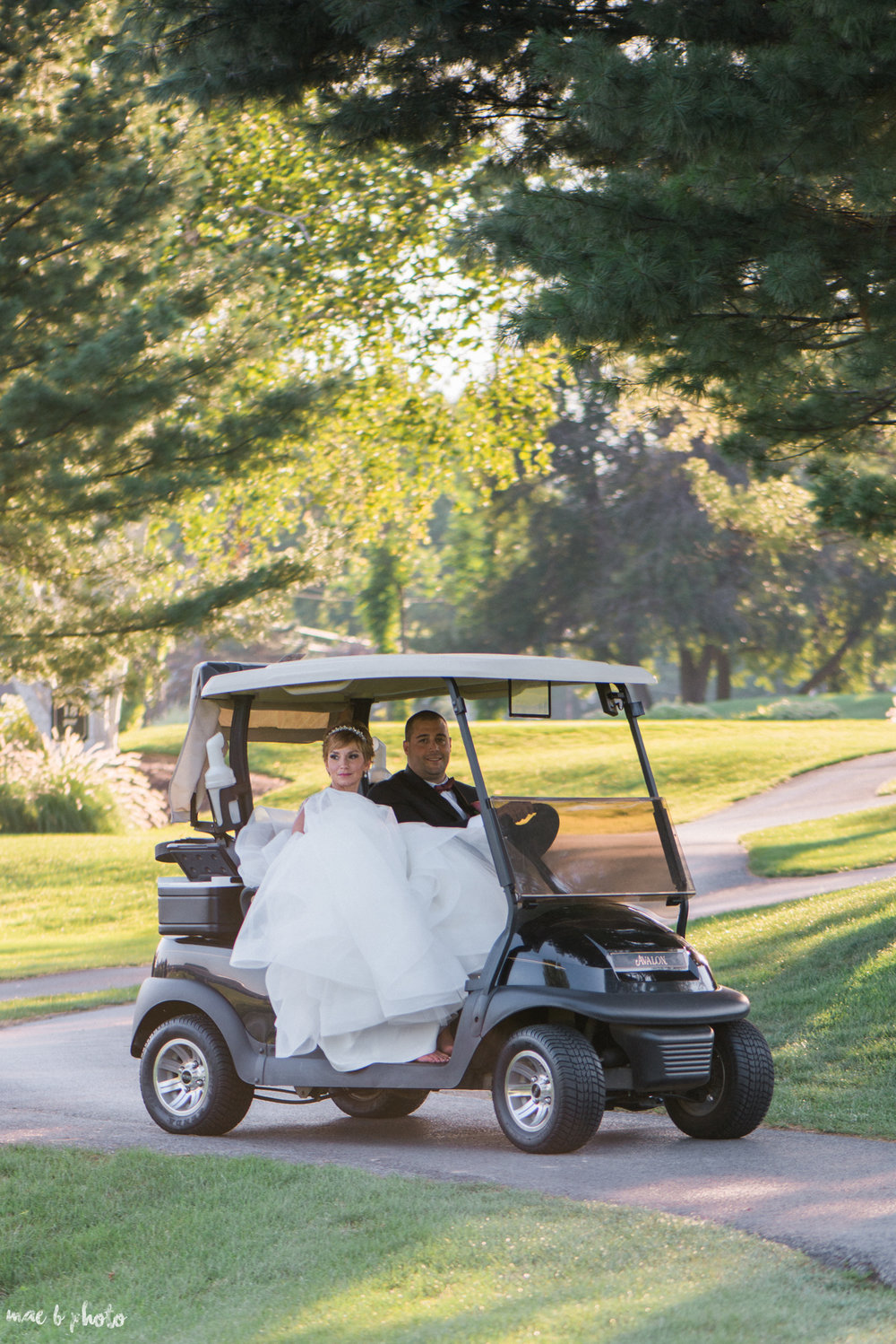 Mary Catherine & Chad's Elegant and Intimate Country Club Wedding at Squaw Creek in Youngstown Ohio by Mae B Photo-71.jpg