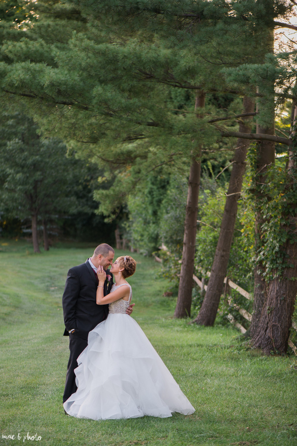 Mary Catherine & Chad's Elegant and Intimate Country Club Wedding at Squaw Creek in Youngstown Ohio by Mae B Photo-75.jpg