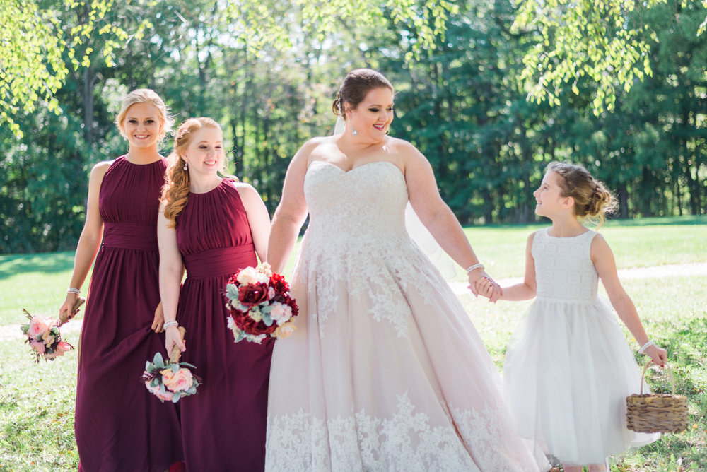 Amber & Kyle's Rustic Barn Wedding at SNPJ in Enon Valley, PA by Mae B Photo-53.jpg