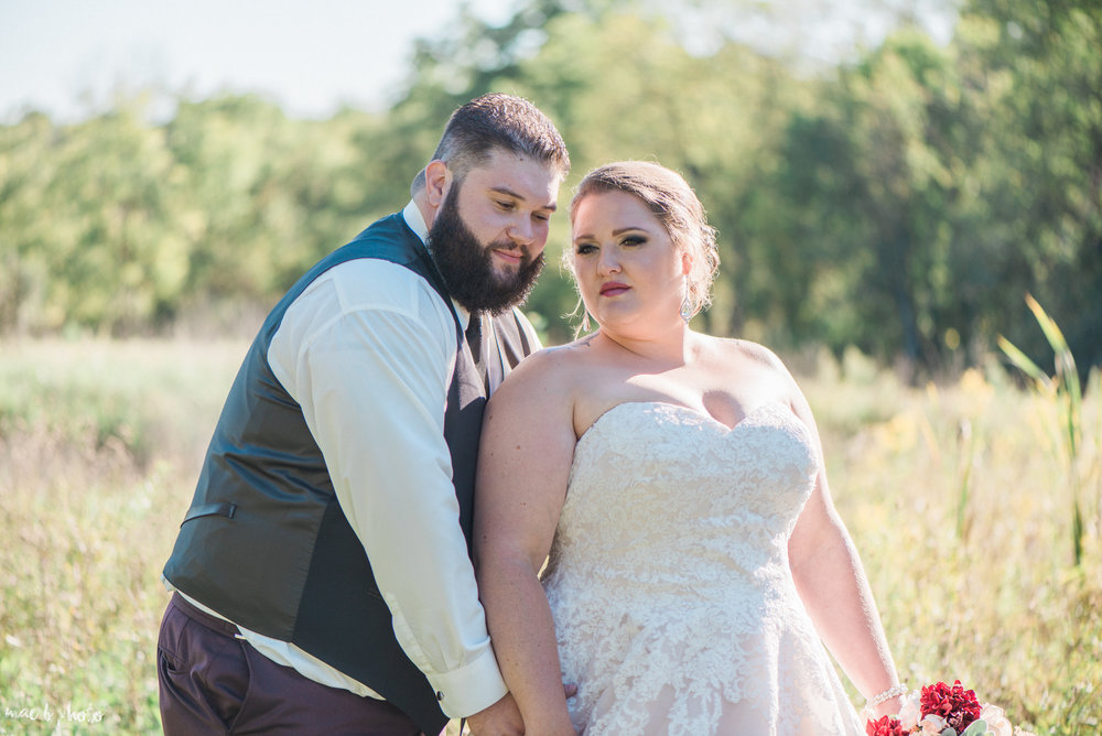 Amber & Kyle's Rustic Barn Wedding at SNPJ in Enon Valley, PA by Mae B Photo-74.jpg