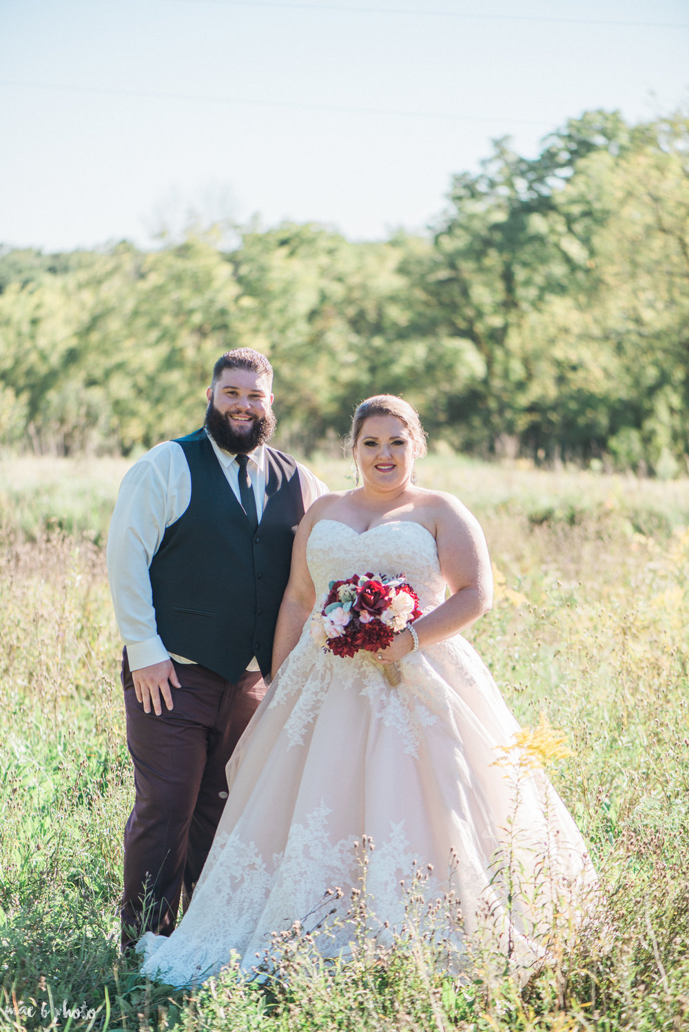 Amber & Kyle's Rustic Barn Wedding at SNPJ in Enon Valley, PA by Mae B Photo-71.jpg