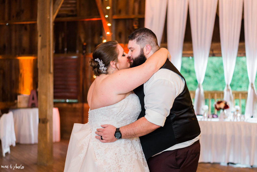 Amber & Kyle's Rustic Barn Wedding at SNPJ in Enon Valley, PA by Mae B Photo-86.jpg