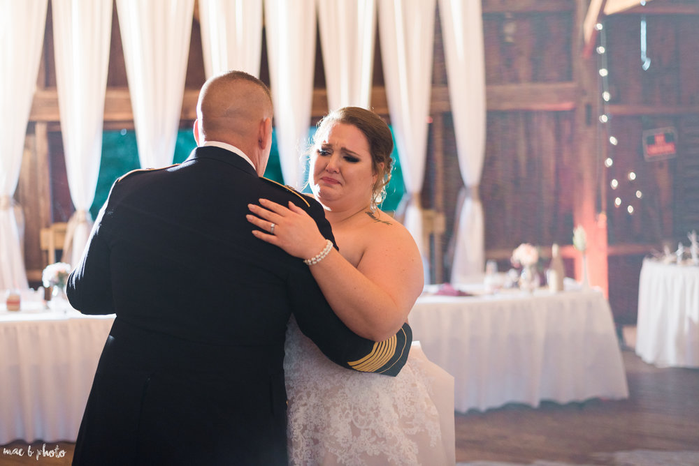 Amber & Kyle's Rustic Barn Wedding at SNPJ in Enon Valley, PA by Mae B Photo-92.jpg