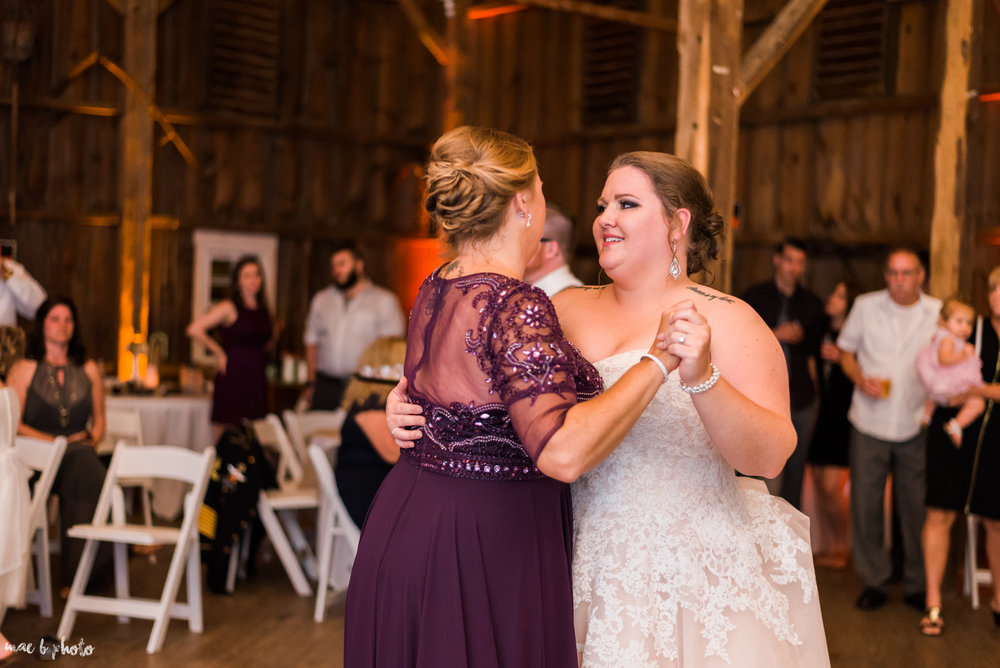 Amber & Kyle's Rustic Barn Wedding at SNPJ in Enon Valley, PA by Mae B Photo-101.jpg