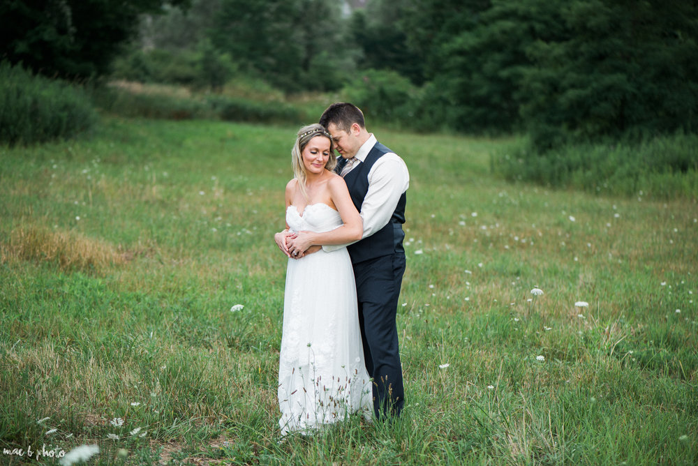Heidi & Steve's Intimate Barn Wedding at The Links at Firestone Farms in Columbiana, Ohio Photographed by Mae B Photo-3.jpg