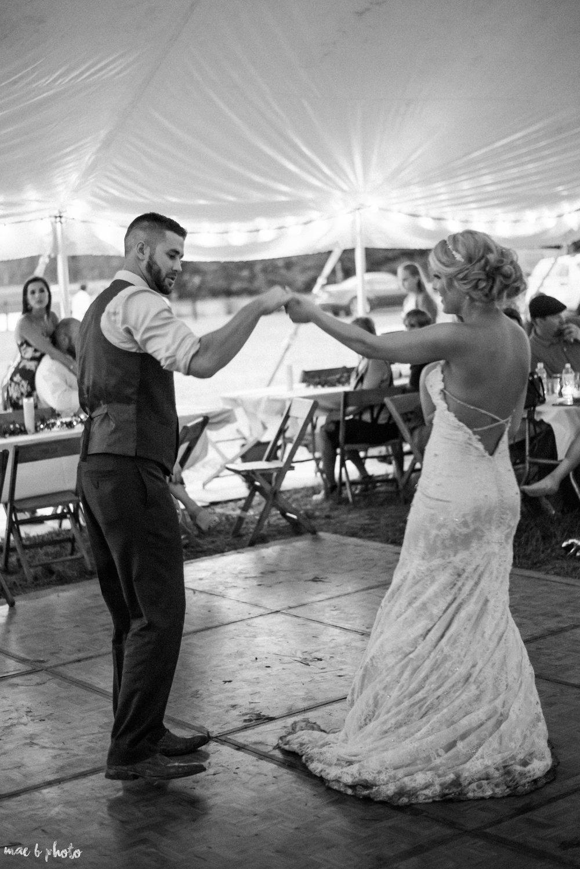 Tara & Matt's Intimate Summer Backyard Wedding in Kinsman, Ohio Photographed by Mae B Photo-6.jpg