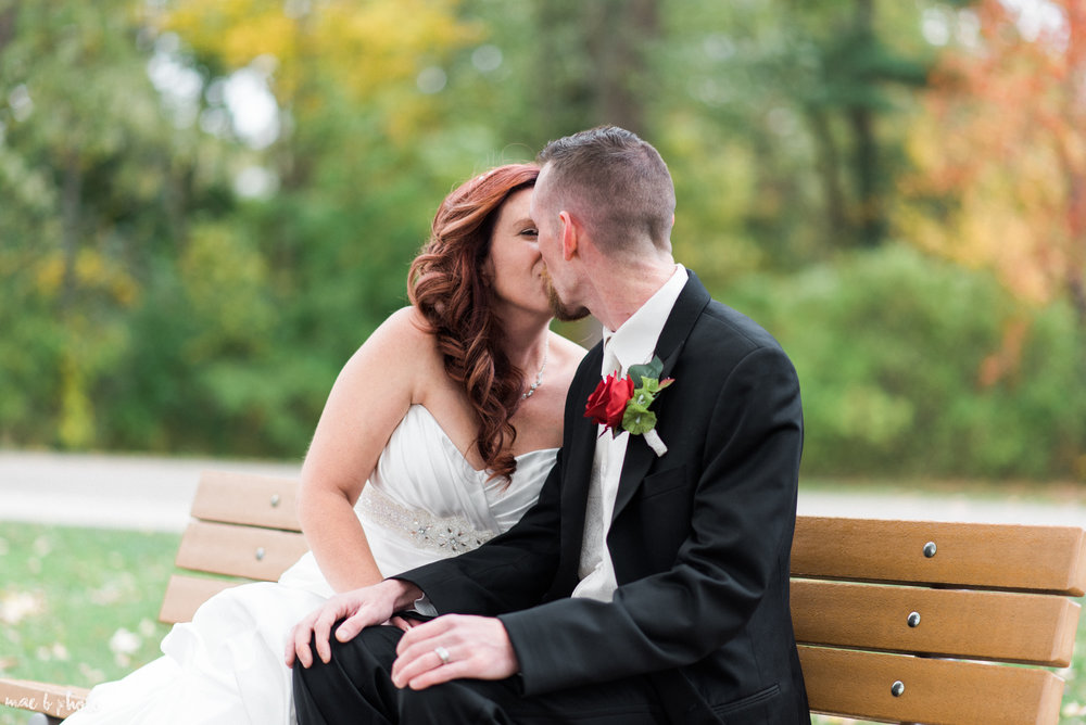 tracey and aaron's personal fall wedding at tiffany's banquet center in brookfield ohio-74.jpg