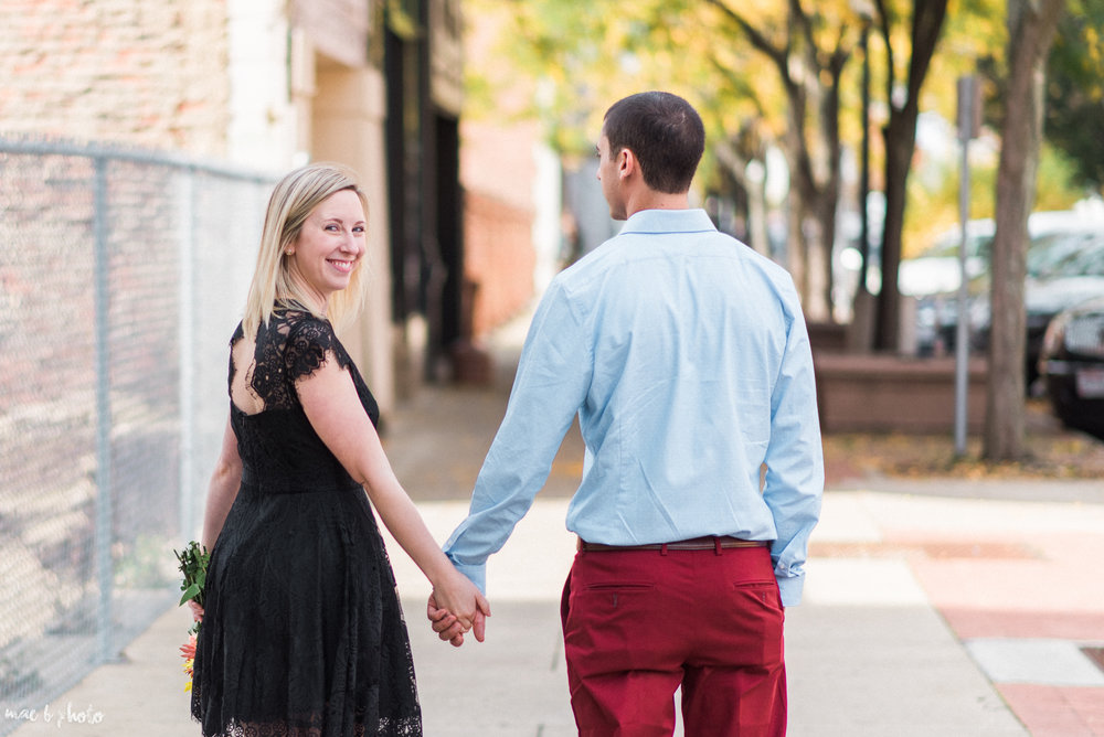 Emily & Michael's Lifestyle Engagement Session in Youngstown Ohio by Mae B Photo-63.jpg