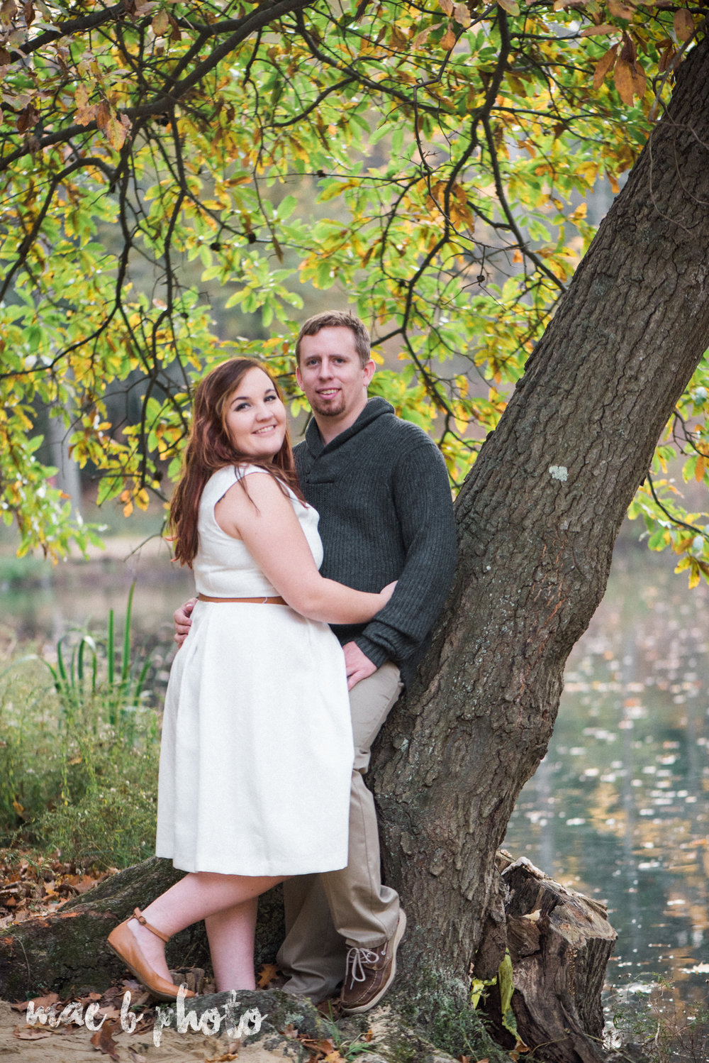 sarah and randy's personal fall engagement session at mill creek park in youngstown ohio-13.jpg