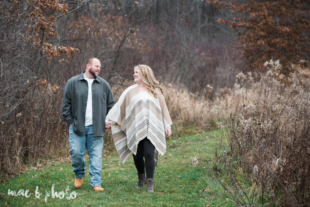 jenna and jay's winter engagement session in mill creek park in youngstown ohio -15.jpg