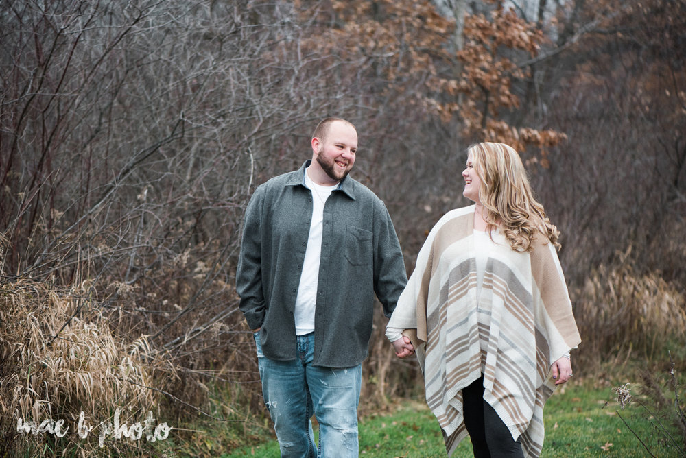 jenna and jay's winter engagement session in mill creek park in youngstown ohio -16.jpg