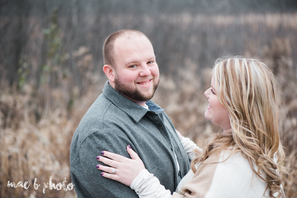 jenna and jay's winter engagement session in mill creek park in youngstown ohio -12.jpg