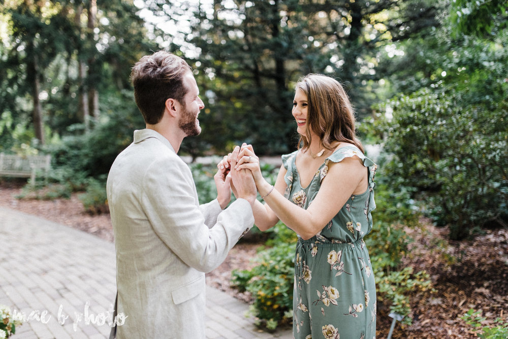 lauren and steve's summer engagement session at the rose gardens and lanterman's mill in mill creek park in youngstown ohio photographed by youngstown wedding photographer mae b photo-18.jpg