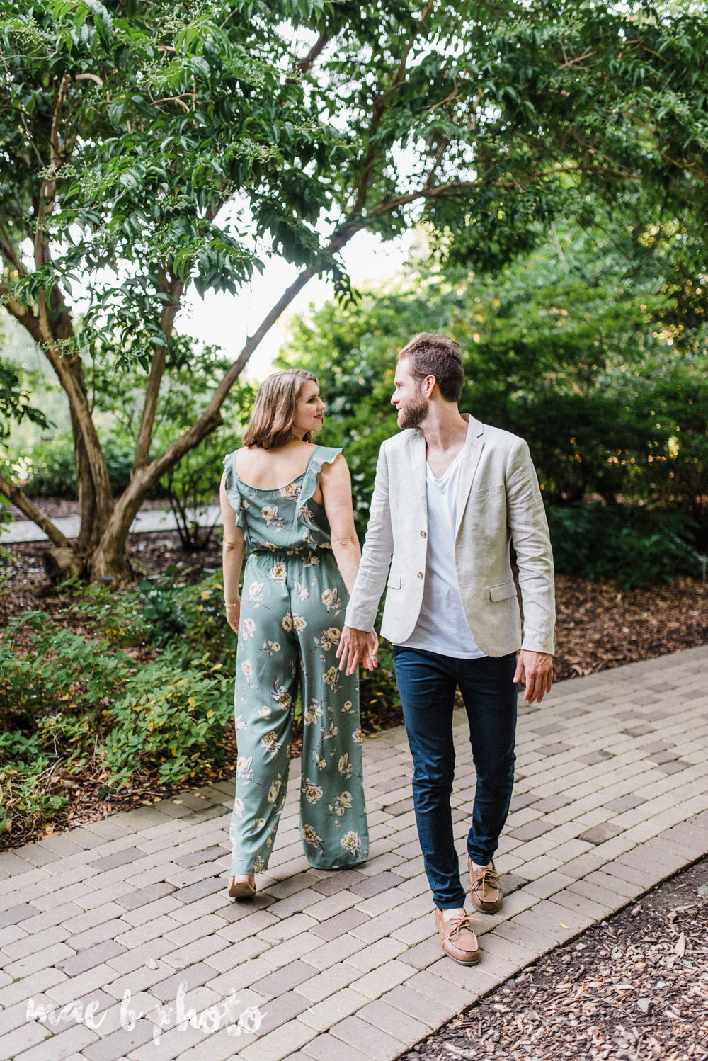 lauren and steve's summer engagement session at the rose gardens and lanterman's mill in mill creek park in youngstown ohio photographed by youngstown wedding photographer mae b photo-21.jpg