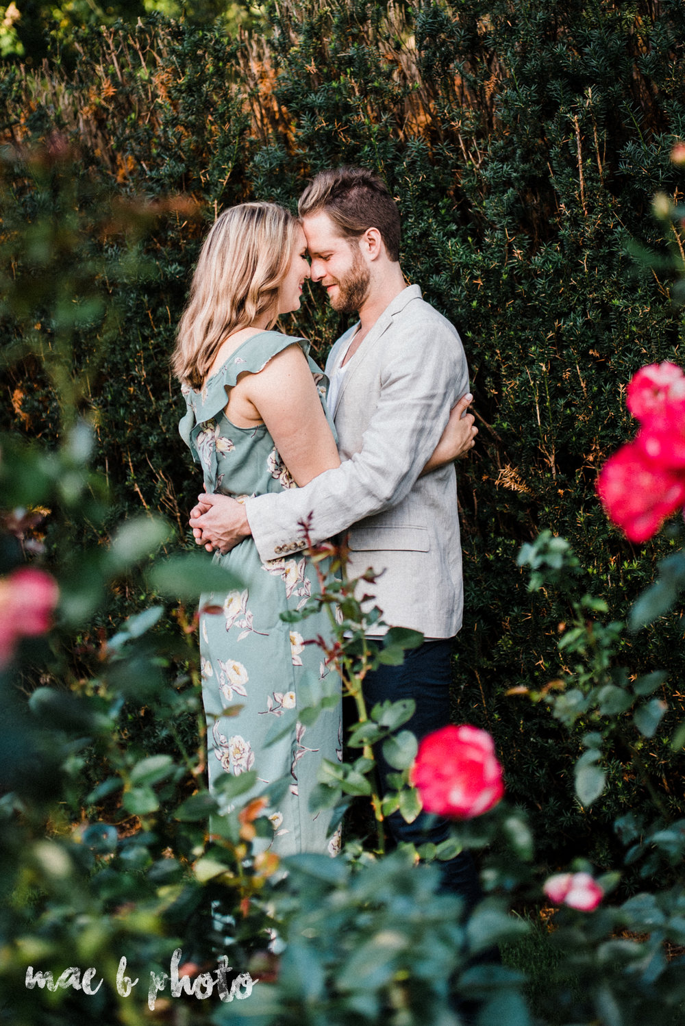 lauren and steve's summer engagement session at the rose gardens and lanterman's mill in mill creek park in youngstown ohio photographed by youngstown wedding photographer mae b photo-6.jpg