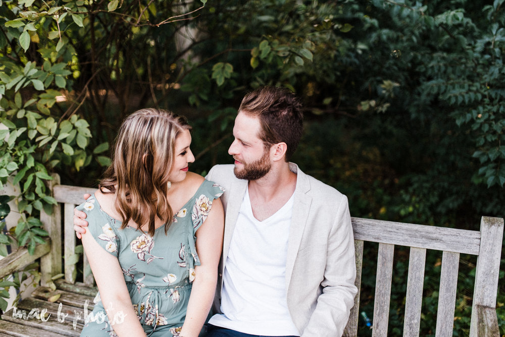lauren and steve's summer engagement session at the rose gardens and lanterman's mill in mill creek park in youngstown ohio photographed by youngstown wedding photographer mae b photo-1.jpg