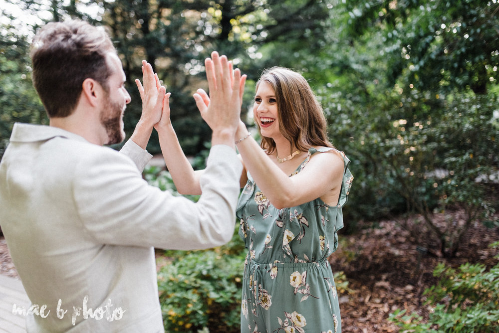 lauren and steve's summer engagement session at the rose gardens and lanterman's mill in mill creek park in youngstown ohio photographed by youngstown wedding photographer mae b photo-19.jpg