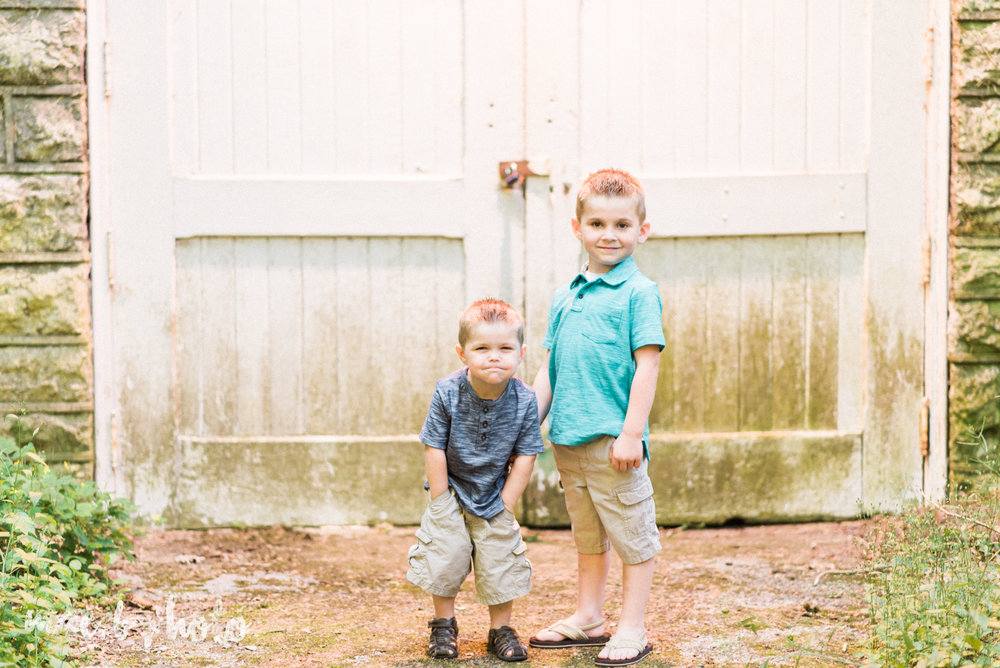 TJ and Melissa Klopta Family session at ford nature center in mill creek park in youngstown ohio photographed by youngstown wedding photographer mae b photo-21.jpg