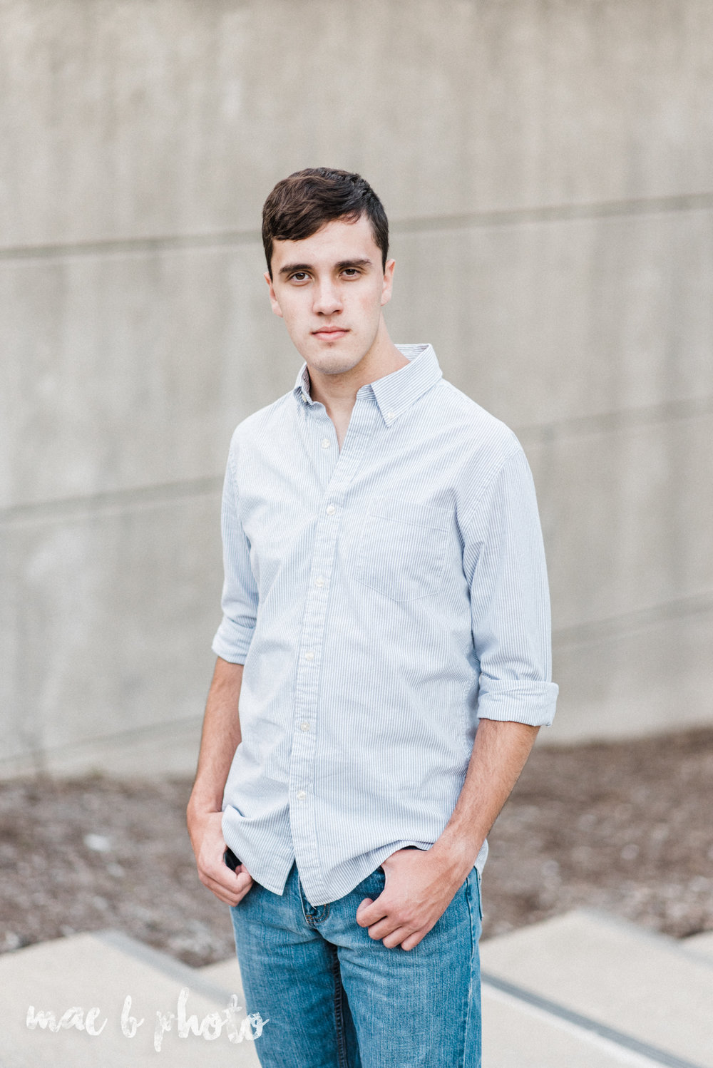 john's summer senior session at youngstown state university and the butler institute of american art in youngstown ohio photographed by youngstown wedding photographer mae b photo-9.jpg