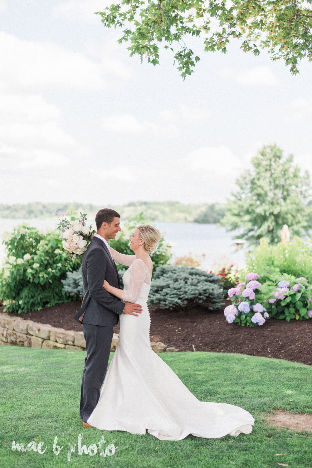 emily and michael's industrial chic summer country club wedding at the lake club in poland ohio photographed by cleveland wedding photographer mae b photo-55.jpg