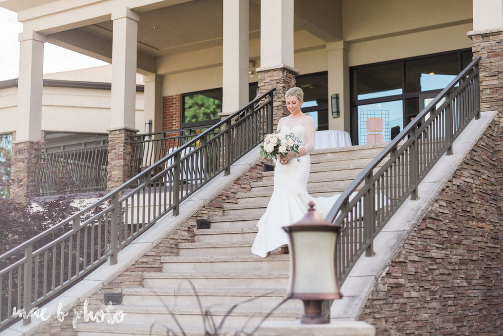 emily and michael's industrial chic summer country club wedding at the lake club in poland ohio photographed by cleveland wedding photographer mae b photo-94.jpg
