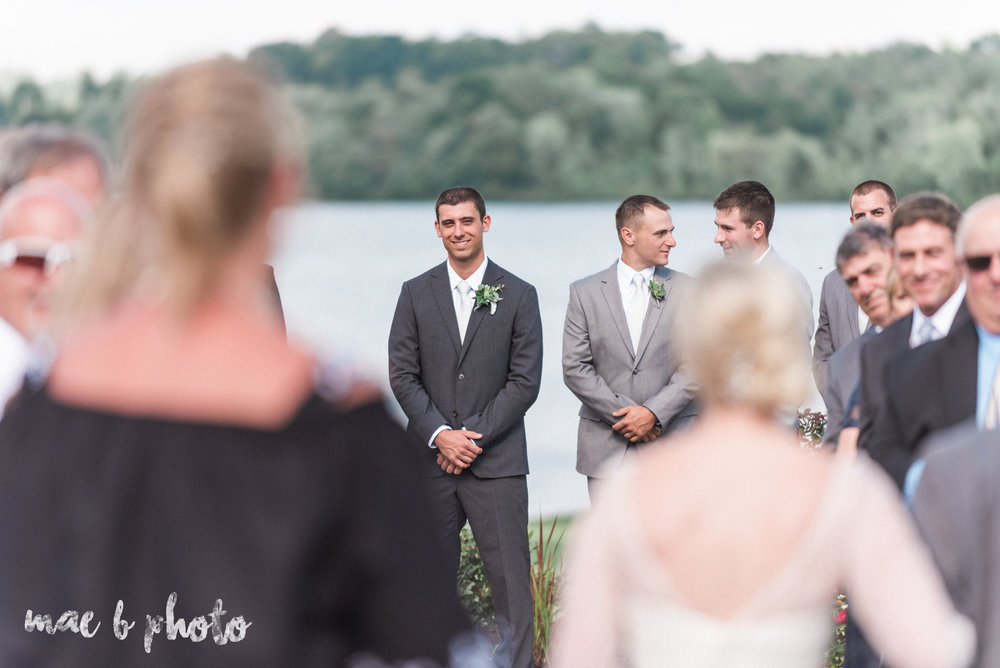 emily and michael's industrial chic summer country club wedding at the lake club in poland ohio photographed by cleveland wedding photographer mae b photo-96.jpg