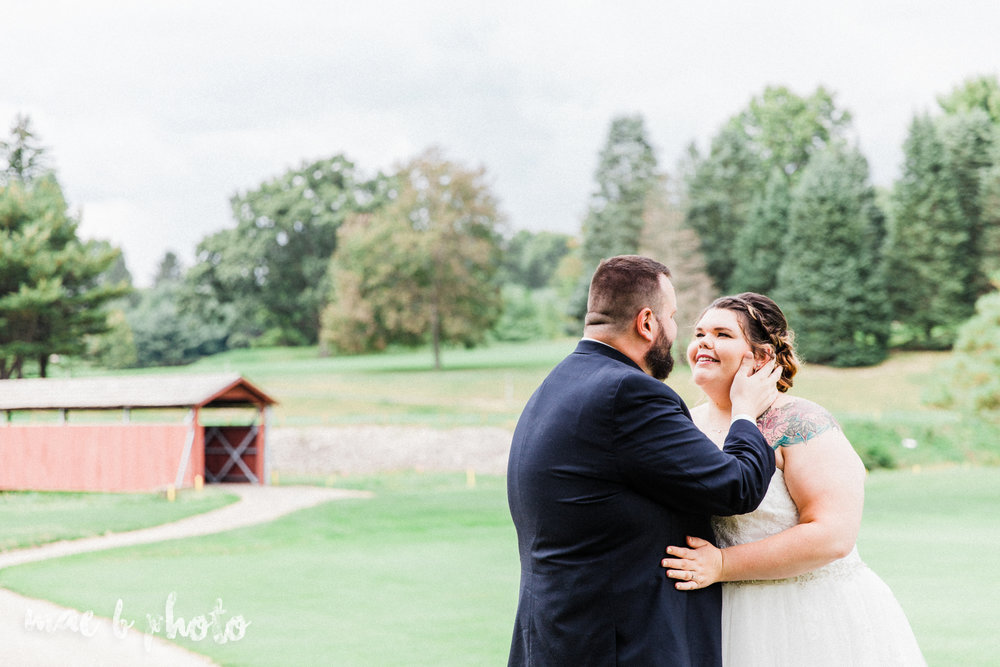Kristina and ryan's personal vintage glam fall wedding at disalvo's station restaurant and the arnold palmer latrobe country club in latrobe, pa photographed by youngstown wedding photographer mae b photo-113.jpg