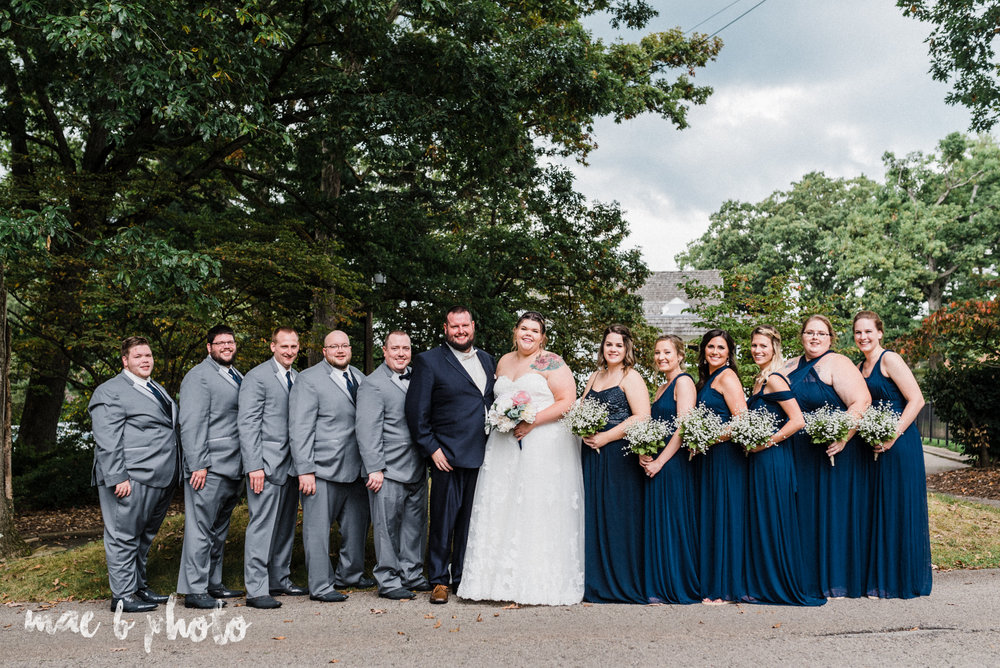 Kristina and ryan's personal vintage glam fall wedding at disalvo's station restaurant and the arnold palmer latrobe country club in latrobe, pa photographed by youngstown wedding photographer mae b photo-50.jpg