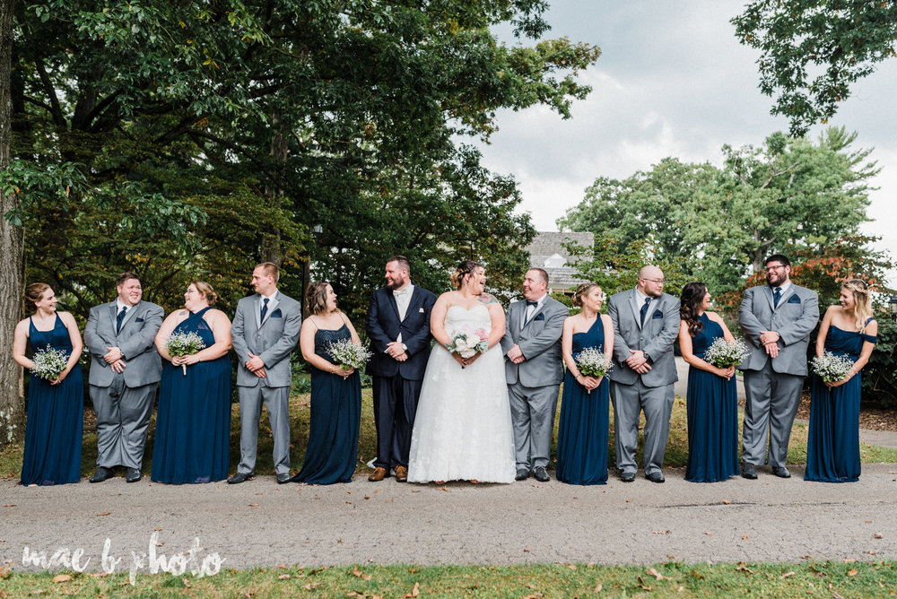 Kristina and ryan's personal vintage glam fall wedding at disalvo's station restaurant and the arnold palmer latrobe country club in latrobe, pa photographed by youngstown wedding photographer mae b photo-51.jpg
