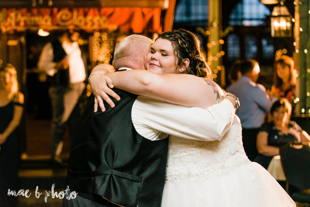 Kristina and ryan's personal vintage glam fall wedding at disalvo's station restaurant and the arnold palmer latrobe country club in latrobe, pa photographed by youngstown wedding photographer mae b photo-79.jpg
