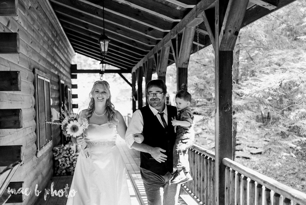 bobbi and pat's intimate fall cabin elopement in hocking hills old man's cave and rock house in logan ohio photographed by youngstown wedding photographer mae b photo-43.jpg