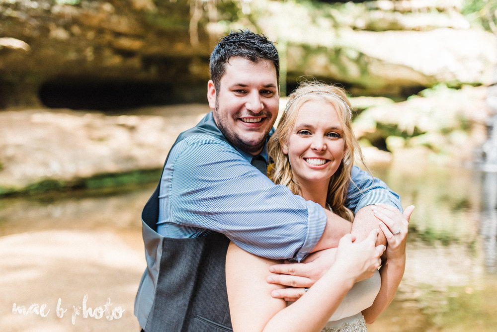 bobbi and pat's intimate fall cabin elopement in hocking hills old man's cave and rock house in logan ohio photographed by youngstown wedding photographer mae b photo-54.jpg