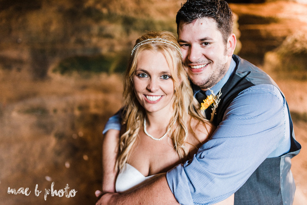 bobbi and pat's intimate fall cabin elopement in hocking hills old man's cave and rock house in logan ohio photographed by youngstown wedding photographer mae b photo-90.jpg