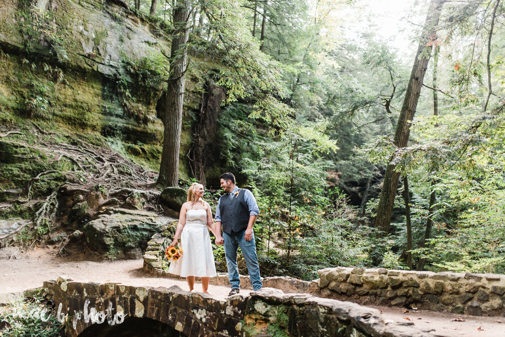 bobbi and pat's intimate fall cabin elopement in hocking hills old man's cave and rock house in logan ohio photographed by youngstown wedding photographer mae b photo-58.jpg