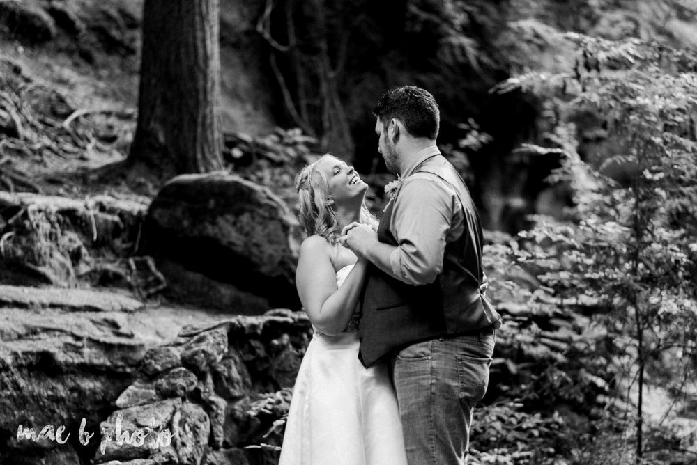 bobbi and pat's intimate fall cabin elopement in hocking hills old man's cave and rock house in logan ohio photographed by youngstown wedding photographer mae b photo-61.jpg