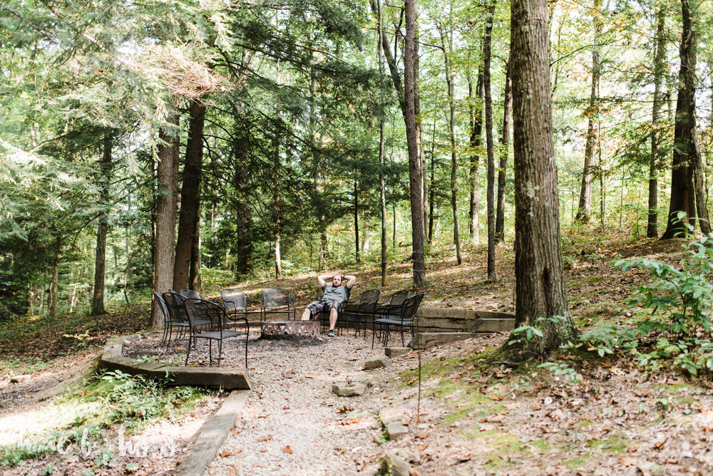 bobbi and pat's intimate fall cabin elopement in hocking hills old man's cave and rock house in logan ohio photographed by youngstown wedding photographer mae b photo-7.jpg