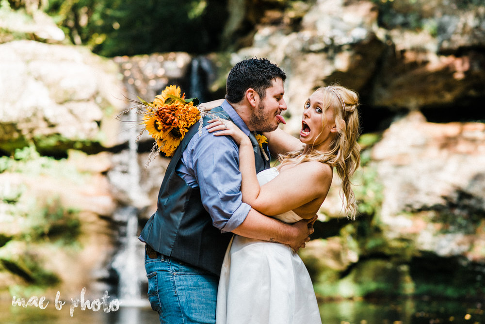 bobbi and pat's intimate fall cabin elopement in hocking hills old man's cave and rock house in logan ohio photographed by youngstown wedding photographer mae b photo-52.jpg