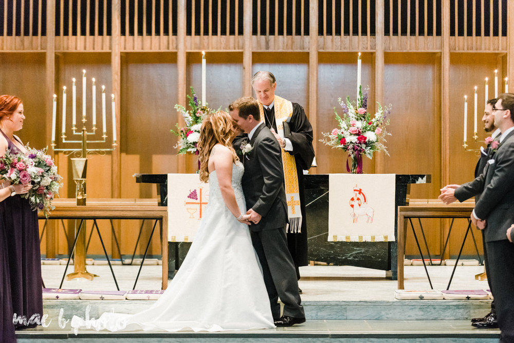 sarah and randy's fun fall wedding at boardman methodist church the rose gardens in mill creek park in youngstown ohio and divieste's in warren ohio photographed by youngstown wedding photographer mae b photo-27.jpg
