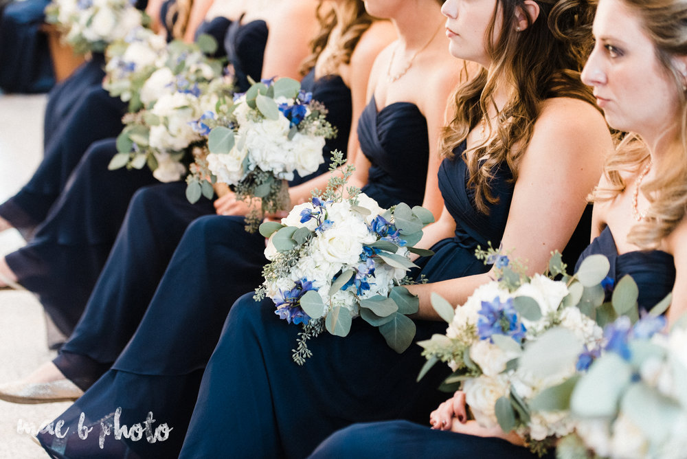 becca and rich's large, personalized fall wedding in orwell ohio and at the metroplex in girard ohio photographed by youngstown wedding photographer mae b photo-17.jpg