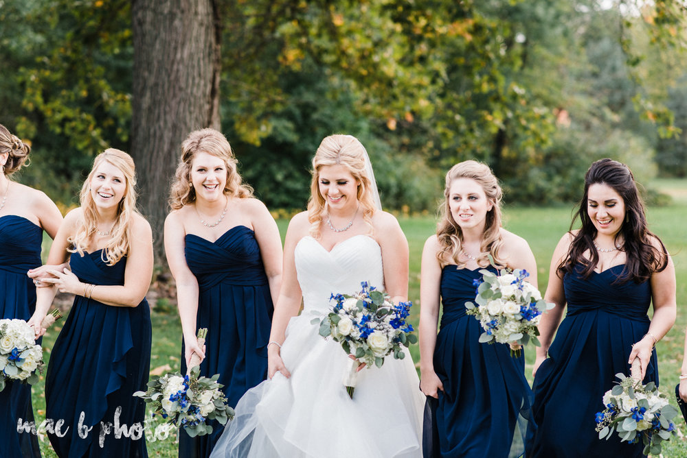 becca and rich's large, personalized fall wedding in orwell ohio and at the metroplex in girard ohio photographed by youngstown wedding photographer mae b photo-34.jpg