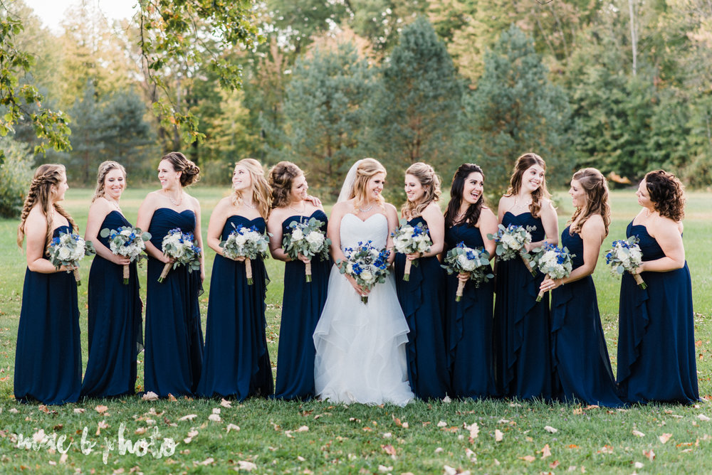 becca and rich's large, personalized fall wedding in orwell ohio and at the metroplex in girard ohio photographed by youngstown wedding photographer mae b photo-33.jpg