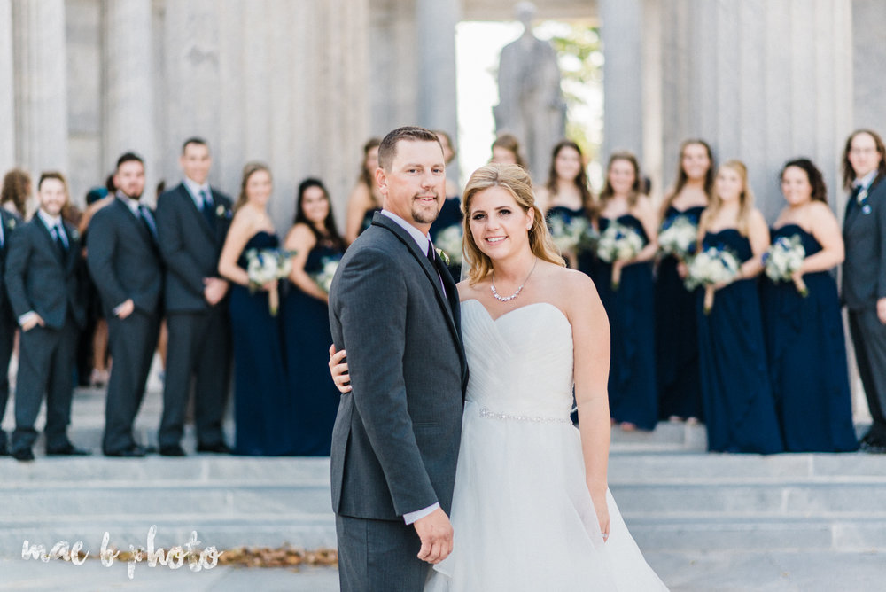 becca and rich's large, personalized fall wedding in orwell ohio and at the metroplex in girard ohio photographed by youngstown wedding photographer mae b photo-65.jpg