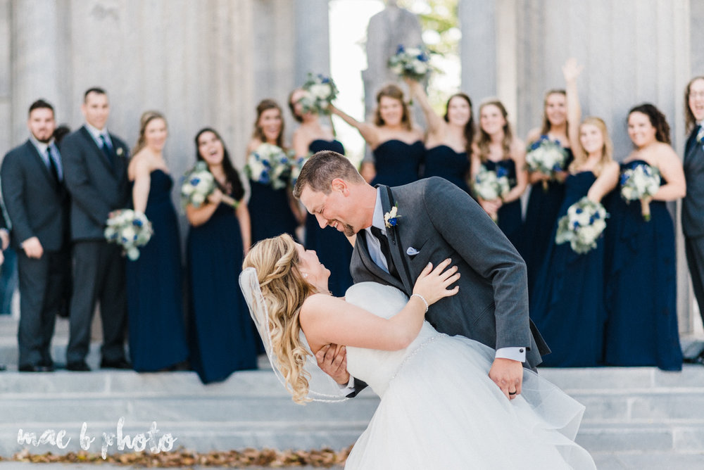 becca and rich's large, personalized fall wedding in orwell ohio and at the metroplex in girard ohio photographed by youngstown wedding photographer mae b photo-66.jpg