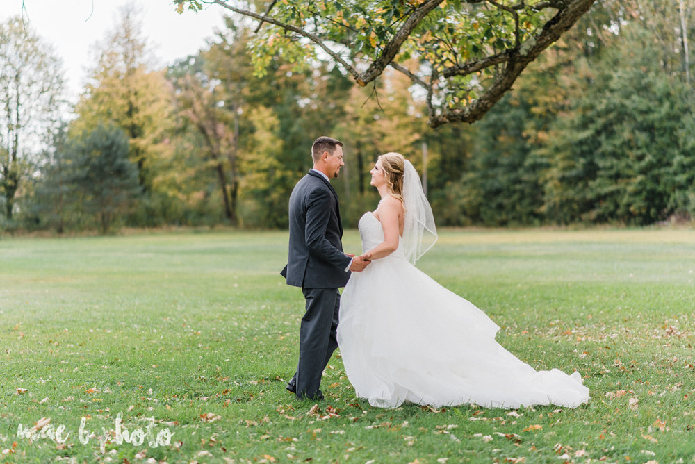 becca and rich's large, personalized fall wedding in orwell ohio and at the metroplex in girard ohio photographed by youngstown wedding photographer mae b photo-54.jpg