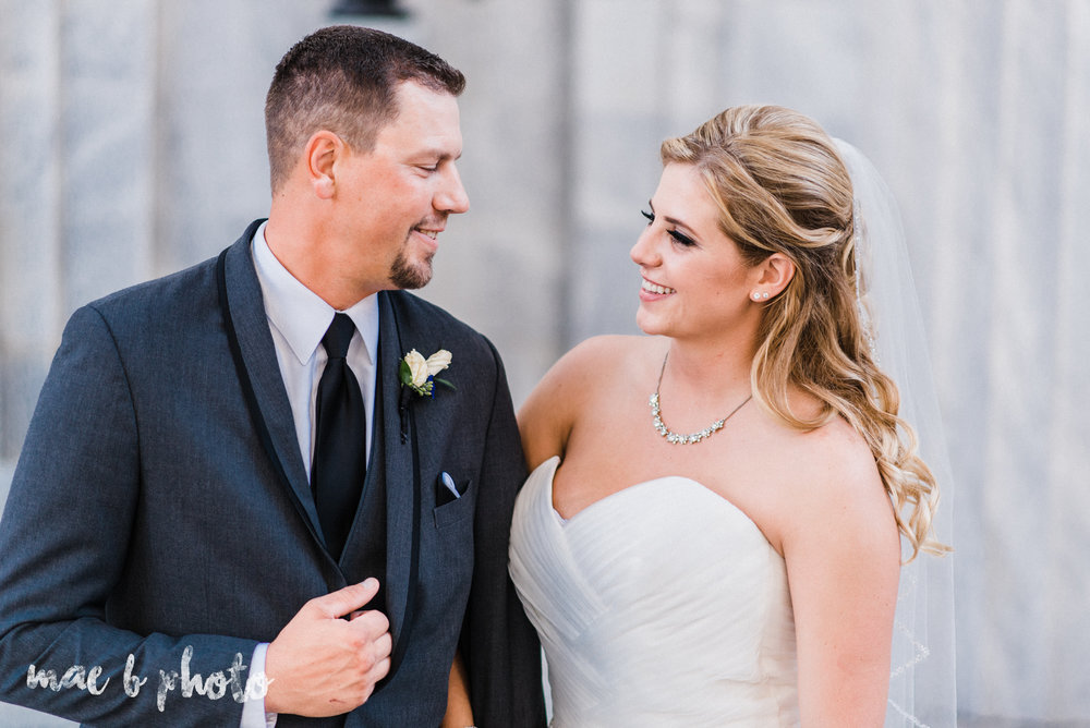 becca and rich's large, personalized fall wedding in orwell ohio and at the metroplex in girard ohio photographed by youngstown wedding photographer mae b photo-58.jpg