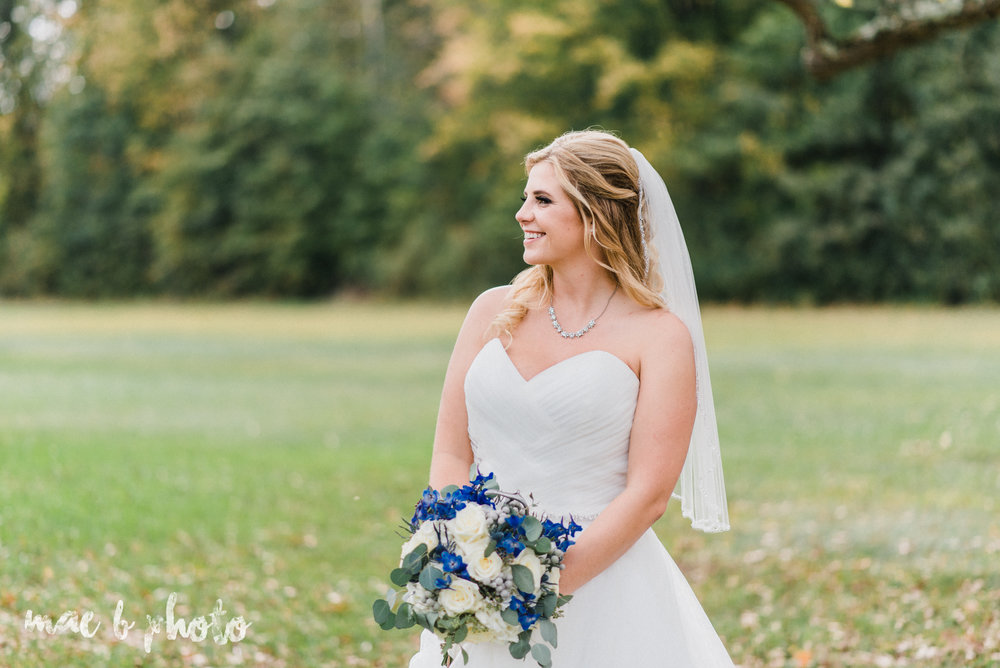 becca and rich's large, personalized fall wedding in orwell ohio and at the metroplex in girard ohio photographed by youngstown wedding photographer mae b photo-49.jpg