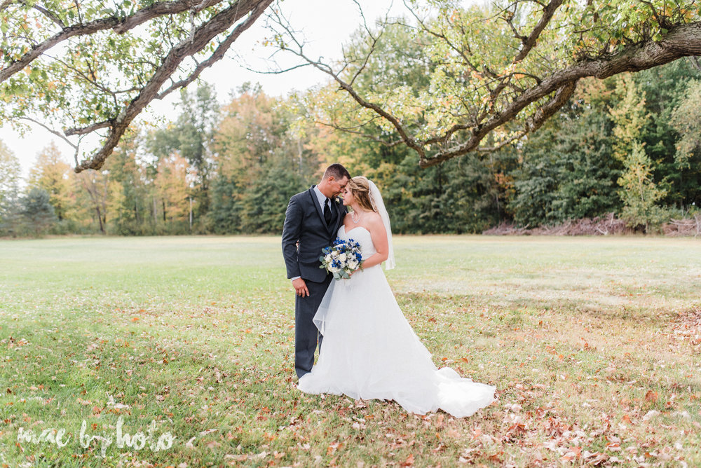 becca and rich's large, personalized fall wedding in orwell ohio and at the metroplex in girard ohio photographed by youngstown wedding photographer mae b photo-40.jpg